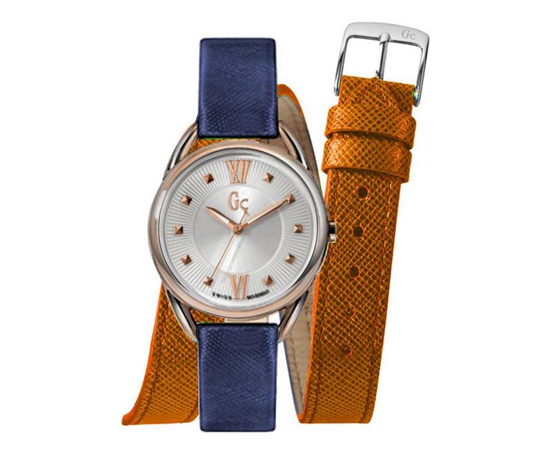 Дамски ръчен часовник Guess Sport Lady Chic Blue