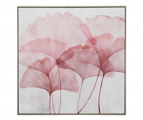 Obraz Blooming Breeze 80x80 cm