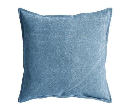Διακοσμητικό μαξιλάρι Anette Blue 45x45 cm