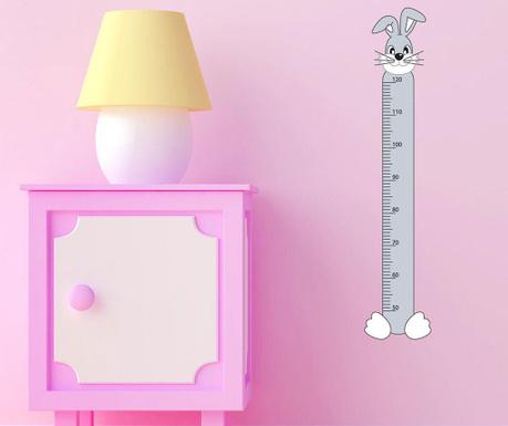 Samolepka na meranie výšky detí Rabbit