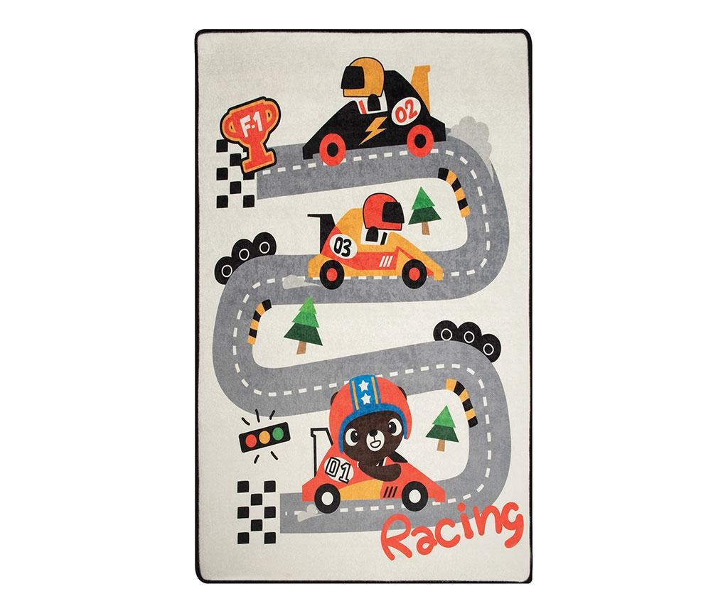 Covor de joaca Race 140x190 cm
