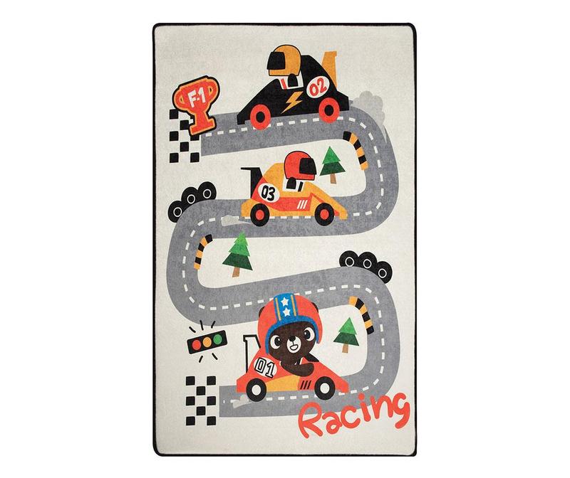 Tepih za igru Race 140x190 cm