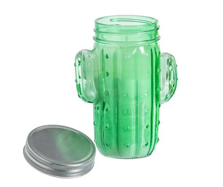 Свещ Citronella Cactus Green