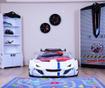 Cadru de pat pentru copii Wonder White
