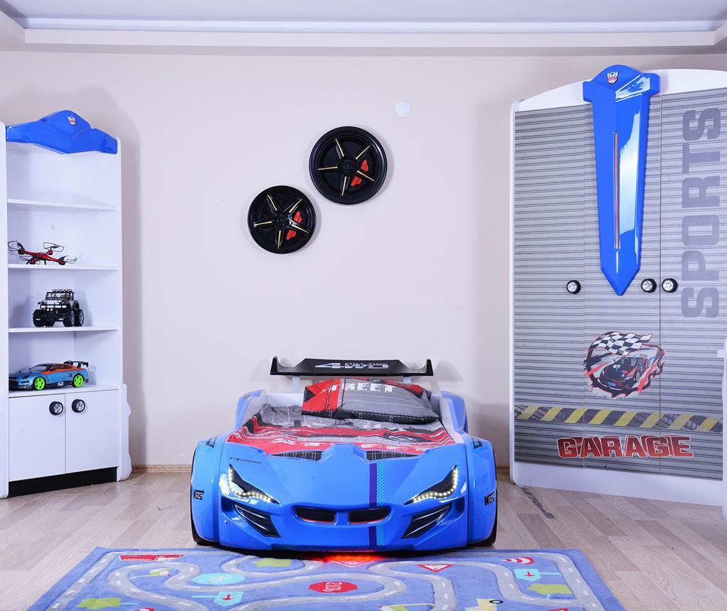 Otroški posteljni okvir Wonder Blue