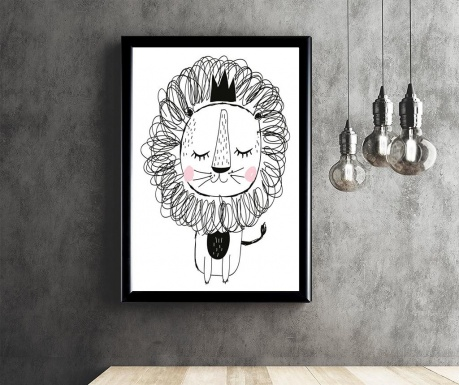Obraz Cute Lion