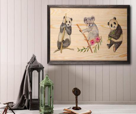 Slika Bears 35x50 cm