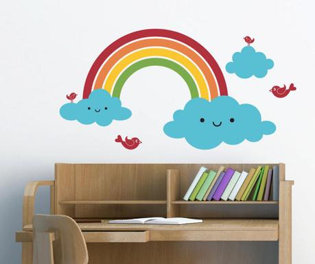 Samolepka Rainbow