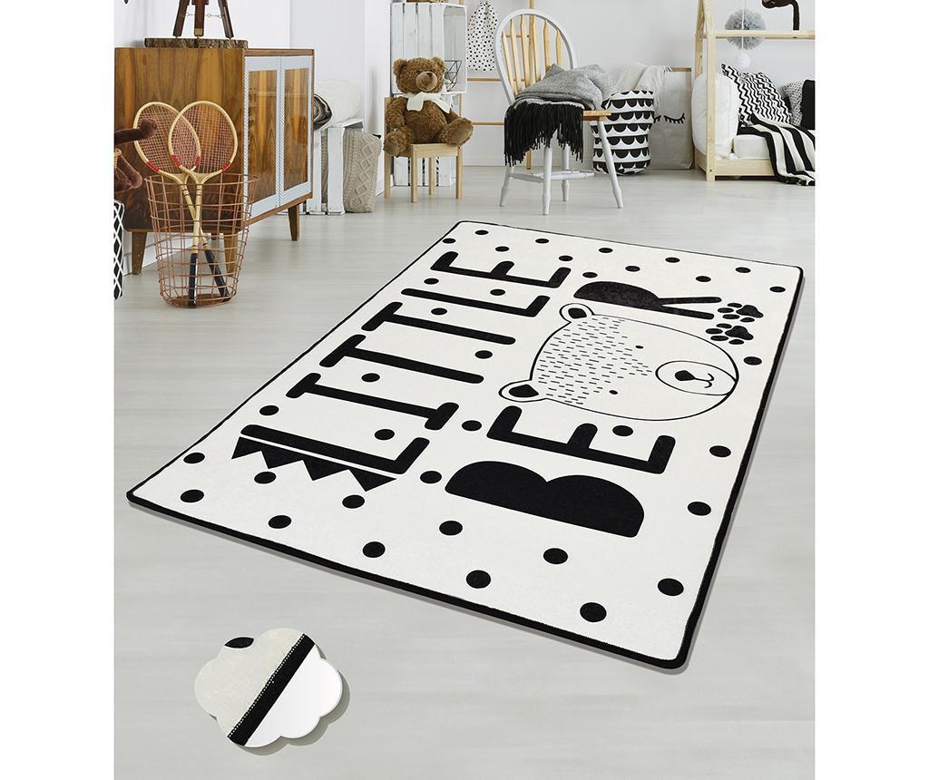 Tepih Little Bear White 140x190 cm