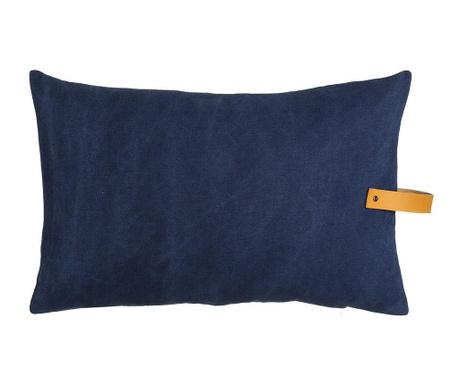 Okrasna blazina Plain Blue 50x80 cm