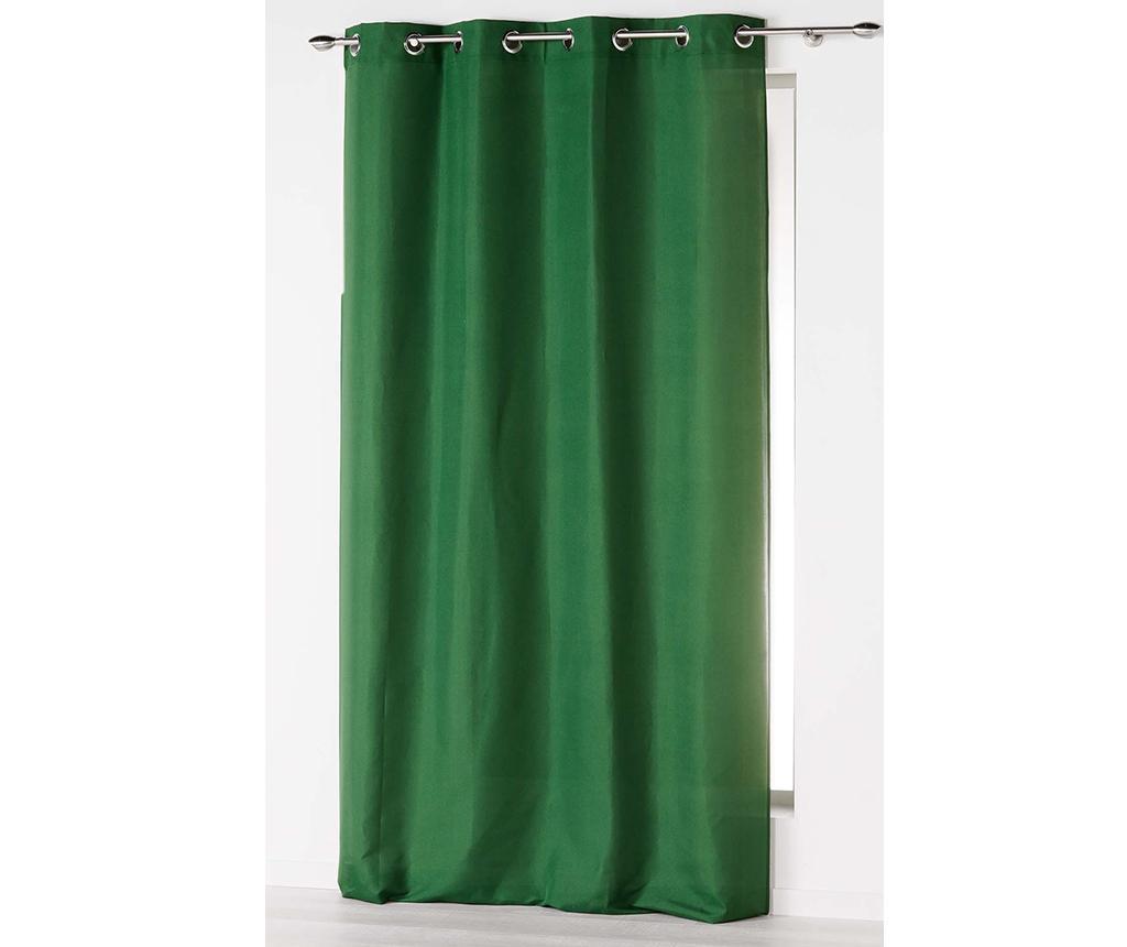 Draperie Absolu Vert 140x260 cm