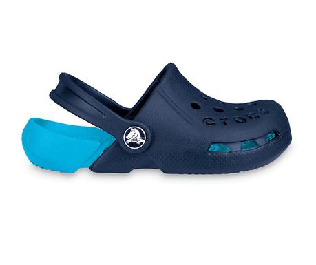 Saboti copii Crocs Electro Blue 22-23
