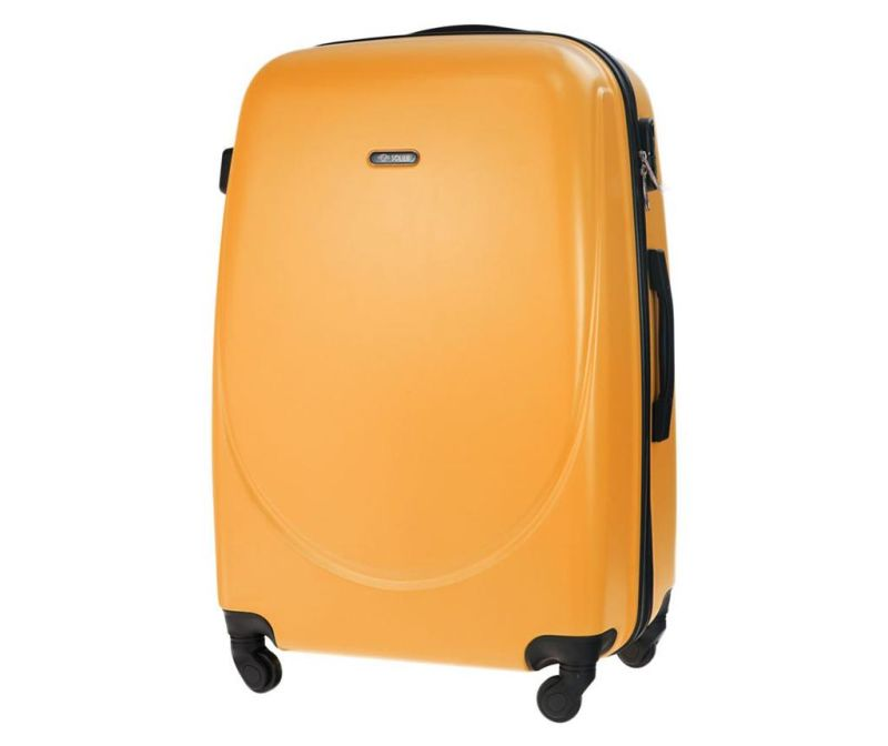 Putna torba s kotačićima Steady Orange 45 L