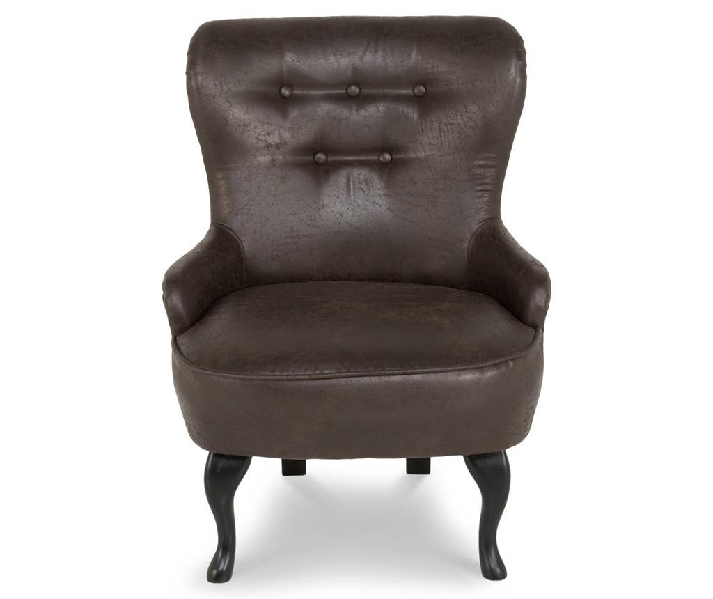 diYana Vintage Brown 2H Fotel