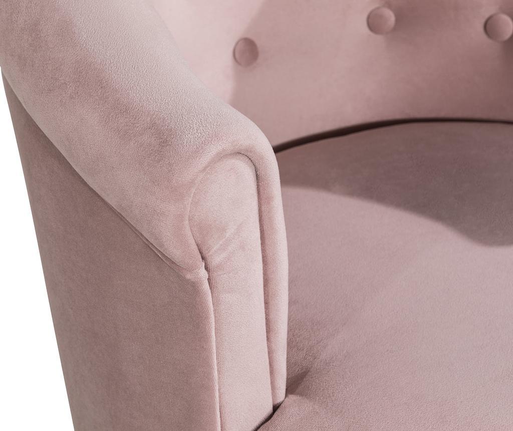 Fotelj Madalina Light Pink