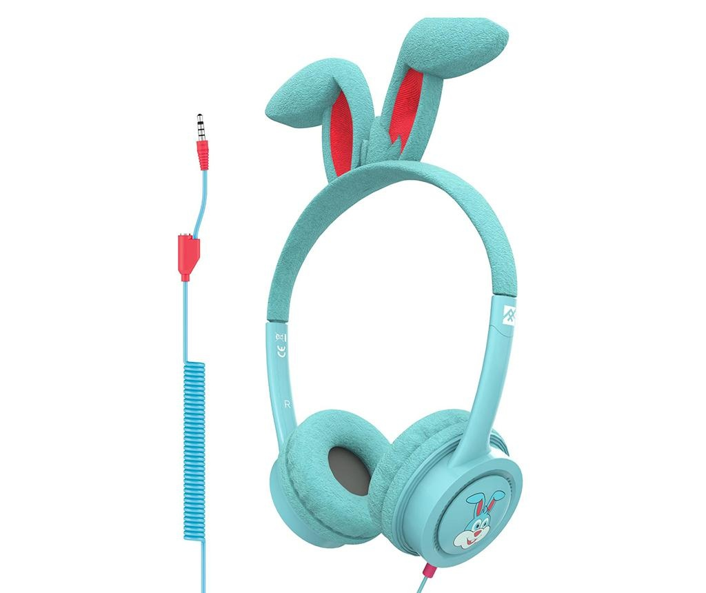 Casti copii iFrogz Rockerz Bunny