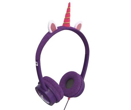 Casti copii iFrogz Rockerz Unicorn