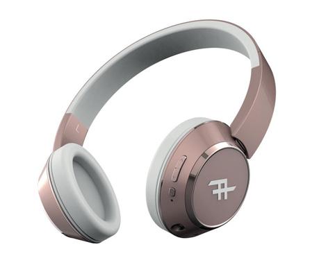 Brezžične slušalke z mikrofonom iFrogz Coda Rose Gold