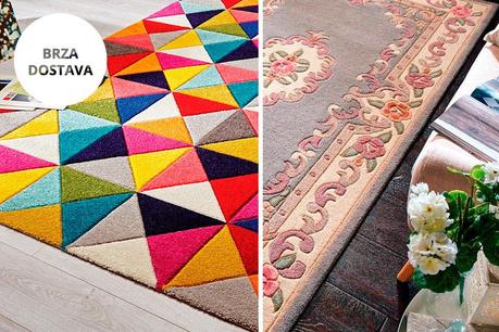 Moderni vs. Klasični tepisi