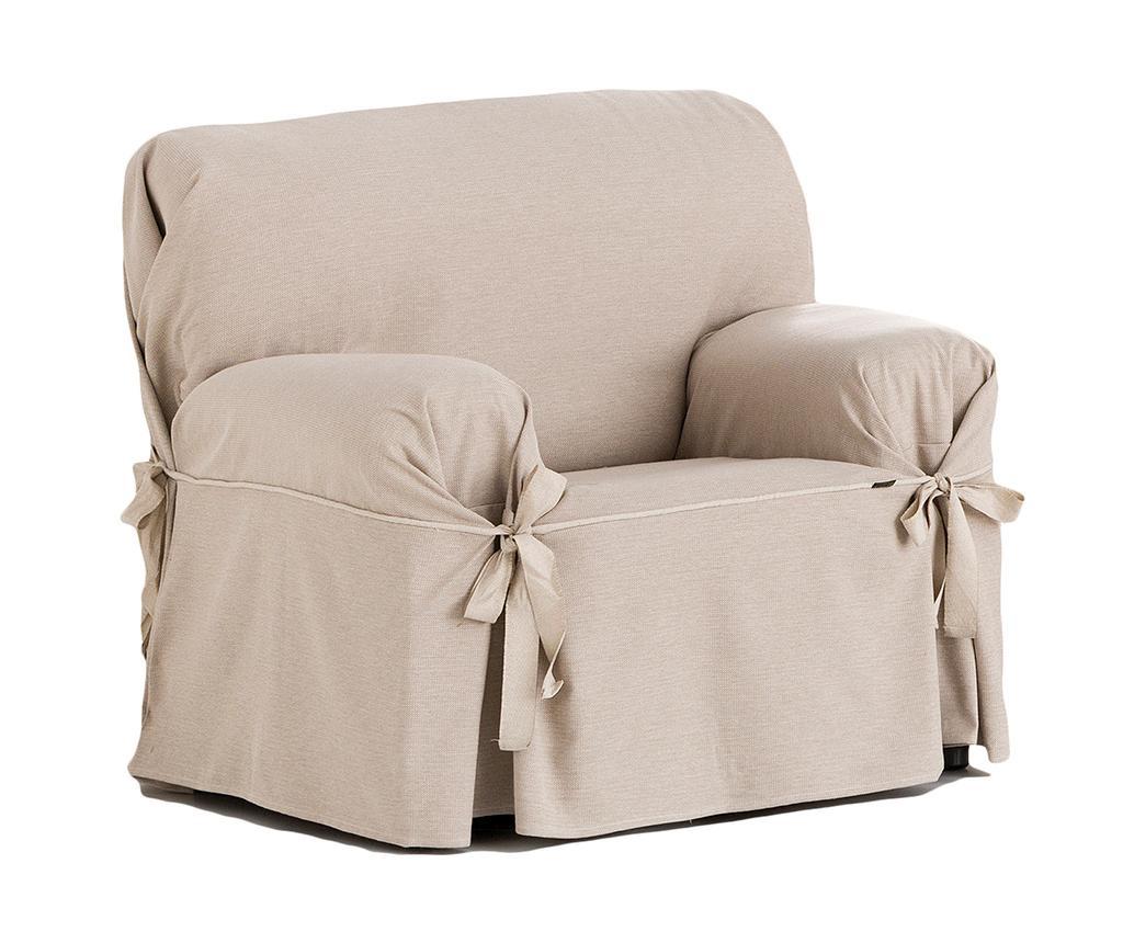 Constanza Linen Bows Állítható fotel védőhuzat