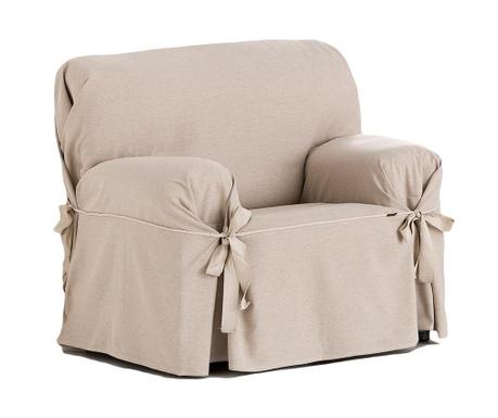 Регулируем калъф за фотьойл Constanza Linen Bows