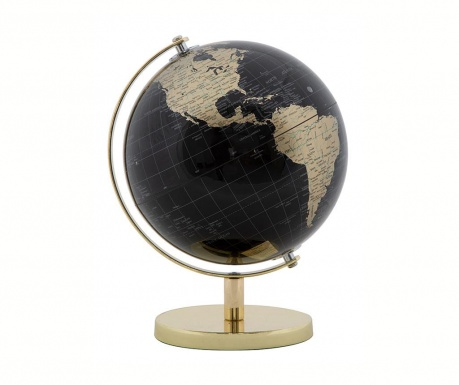 Decoratiune Globe Black S