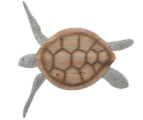 Turtle Fali dekoráció