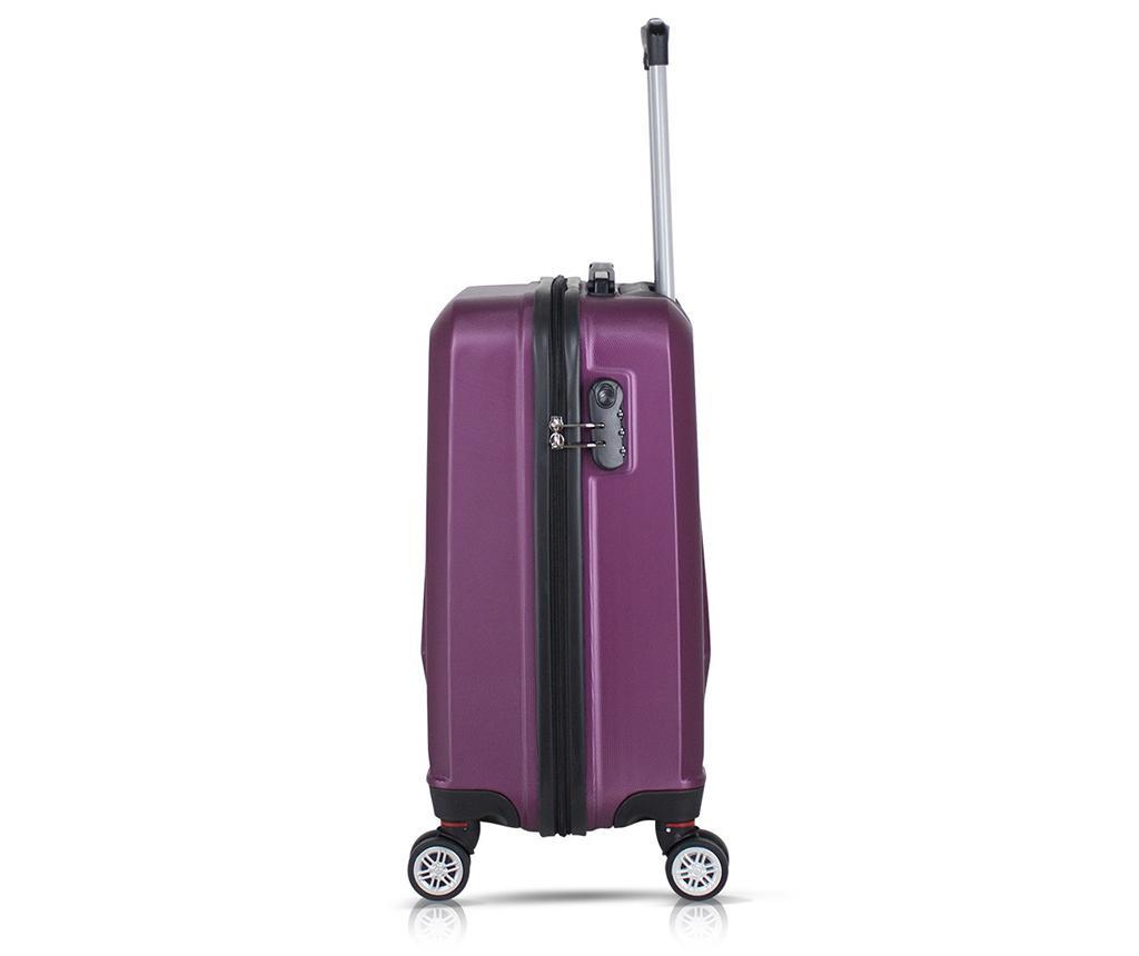 Befoy Plum Gurulós bőrönd