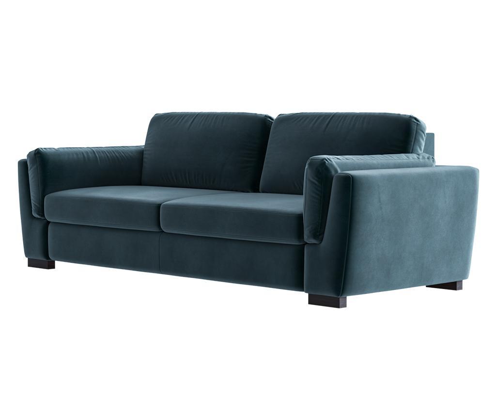 Bree Turquoise Háromszemélyes kanapé