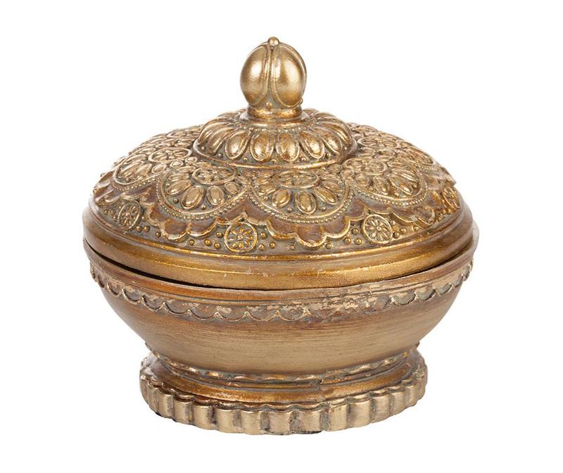 Ukrasna zdjela s poklopcem Lester