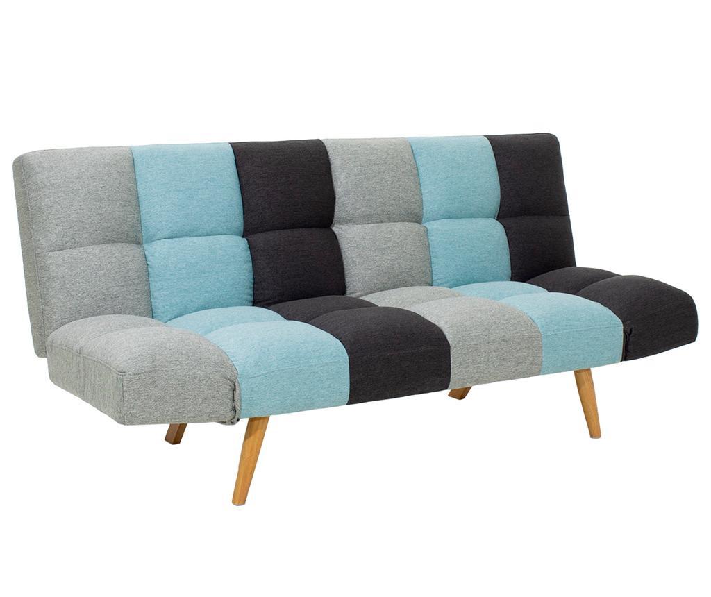 Sofa extensibila Freddo Multicolor