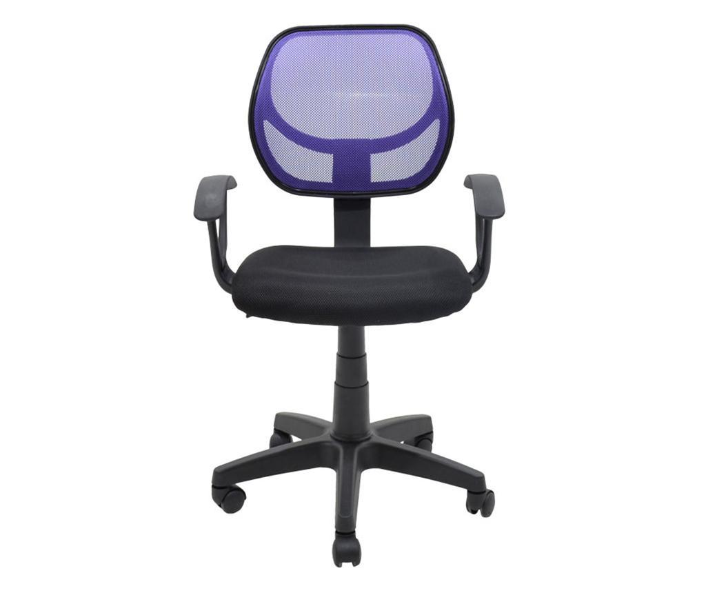 Sara Purple Irodai szék