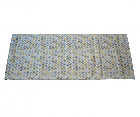 Tepih Knit Grey Ochre 60x240 cm