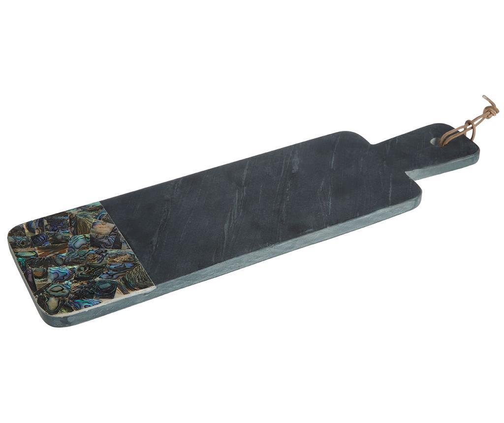 Paua Dark Előétel szervírozó tál