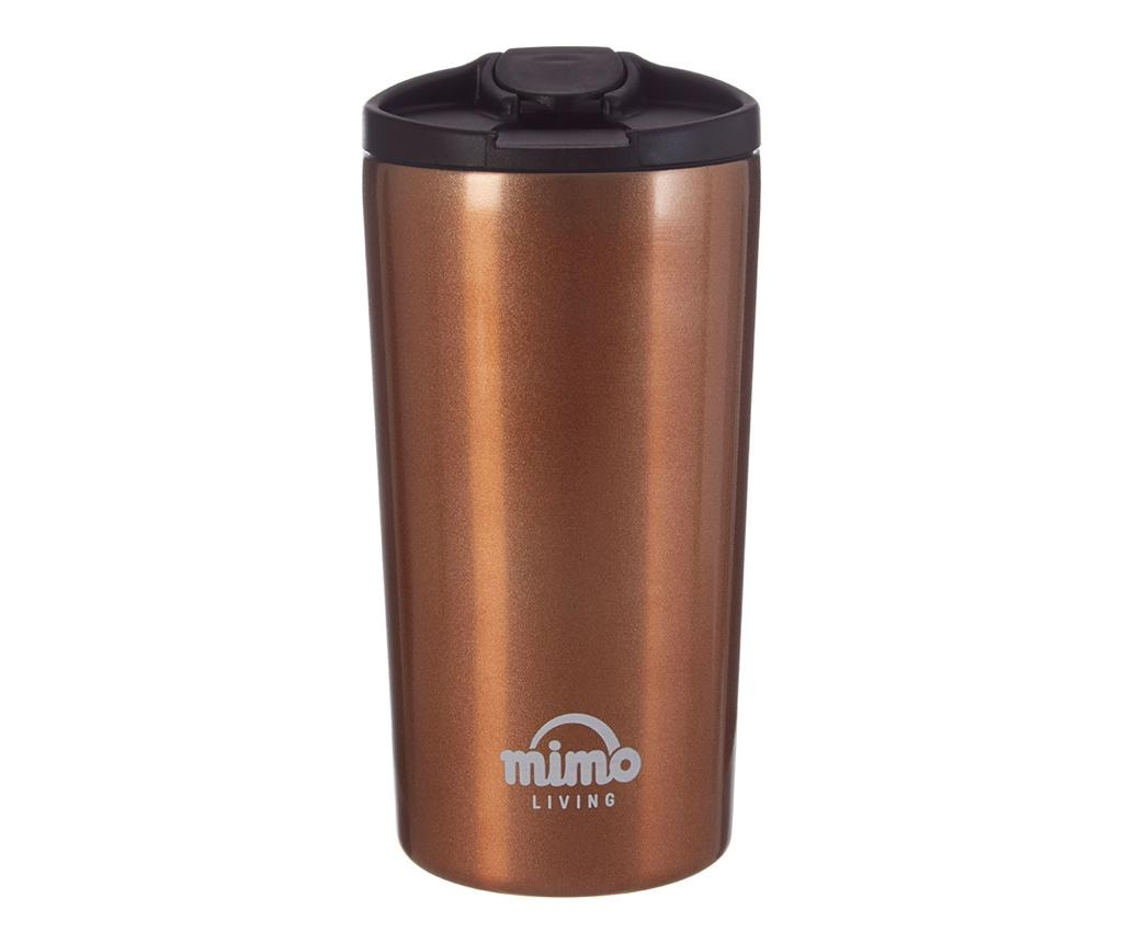 Potovalna skodelica Mimo Pro Gold 250 ml