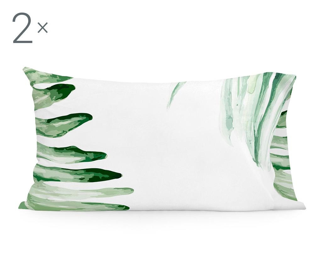 Set 2 jastučnice Delicate 50x75 cm
