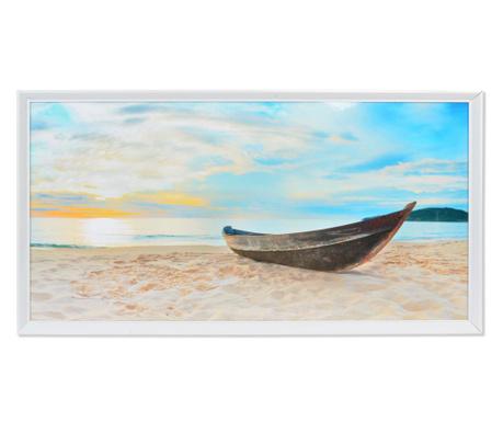 Картина Boat 125x65 см