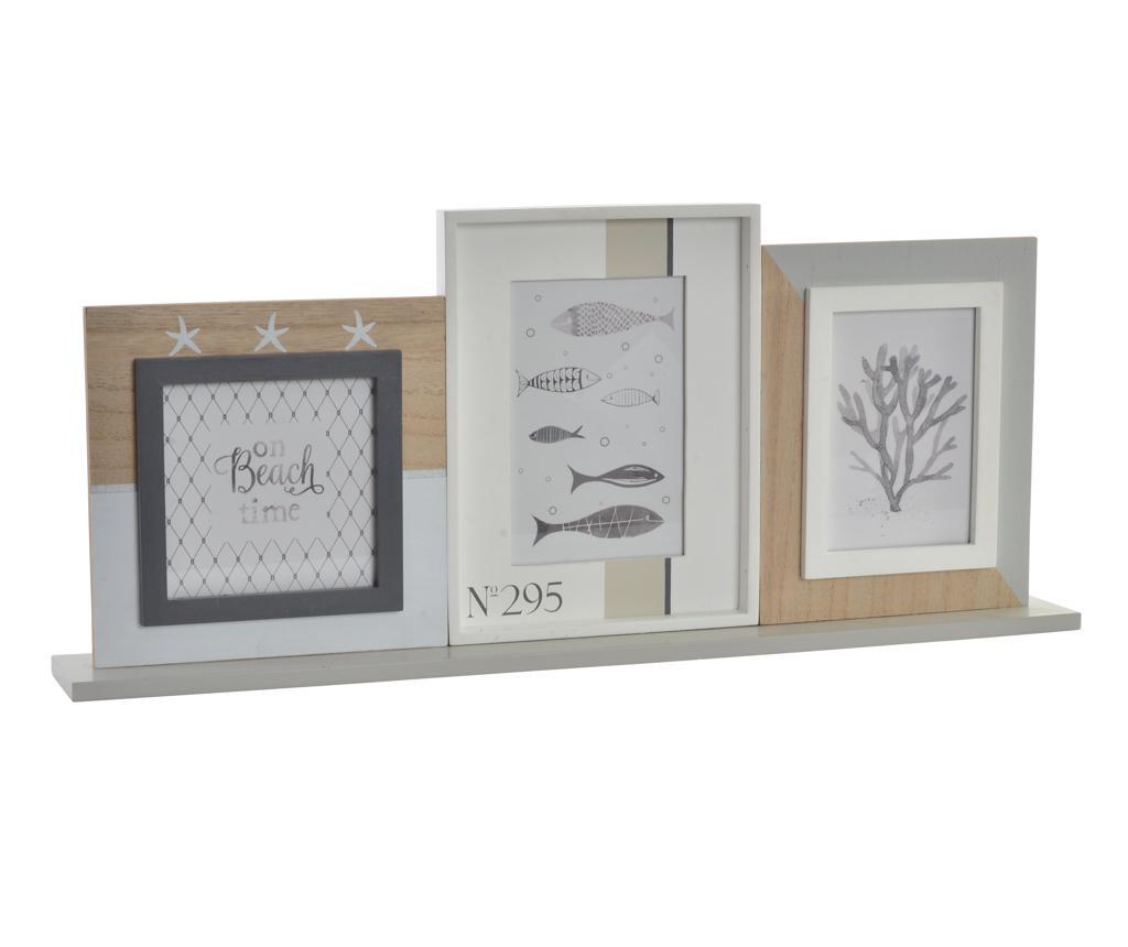 Decoratiune cu 3 rame foto Abram