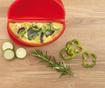 Omlette Főzőtároló mikrohullámú sütőbe