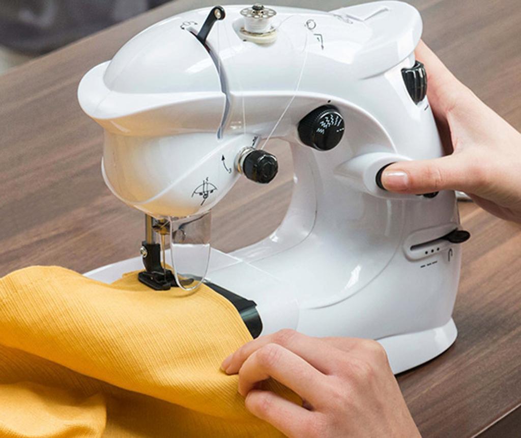 Prijenosni šivaći stroj Compact White