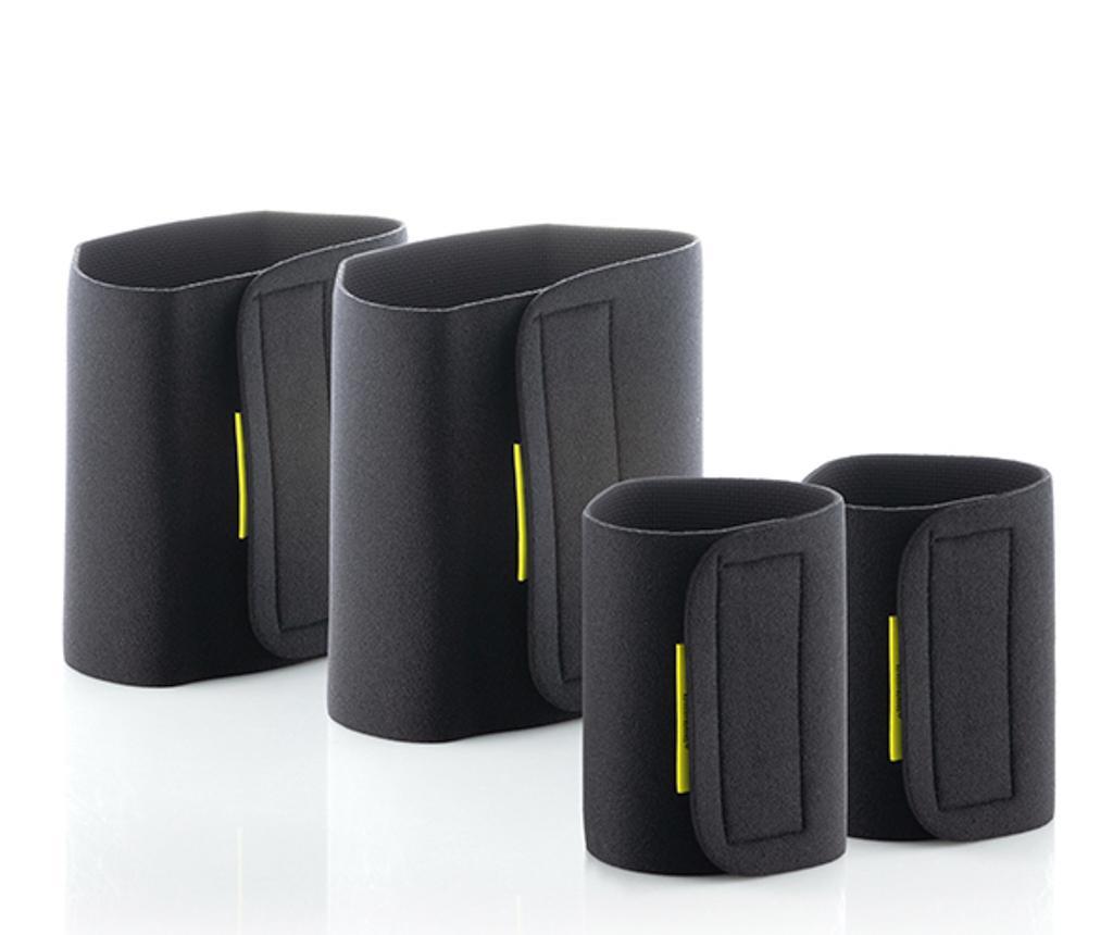 Комплект 4 спортни ленти Sauna Effect
