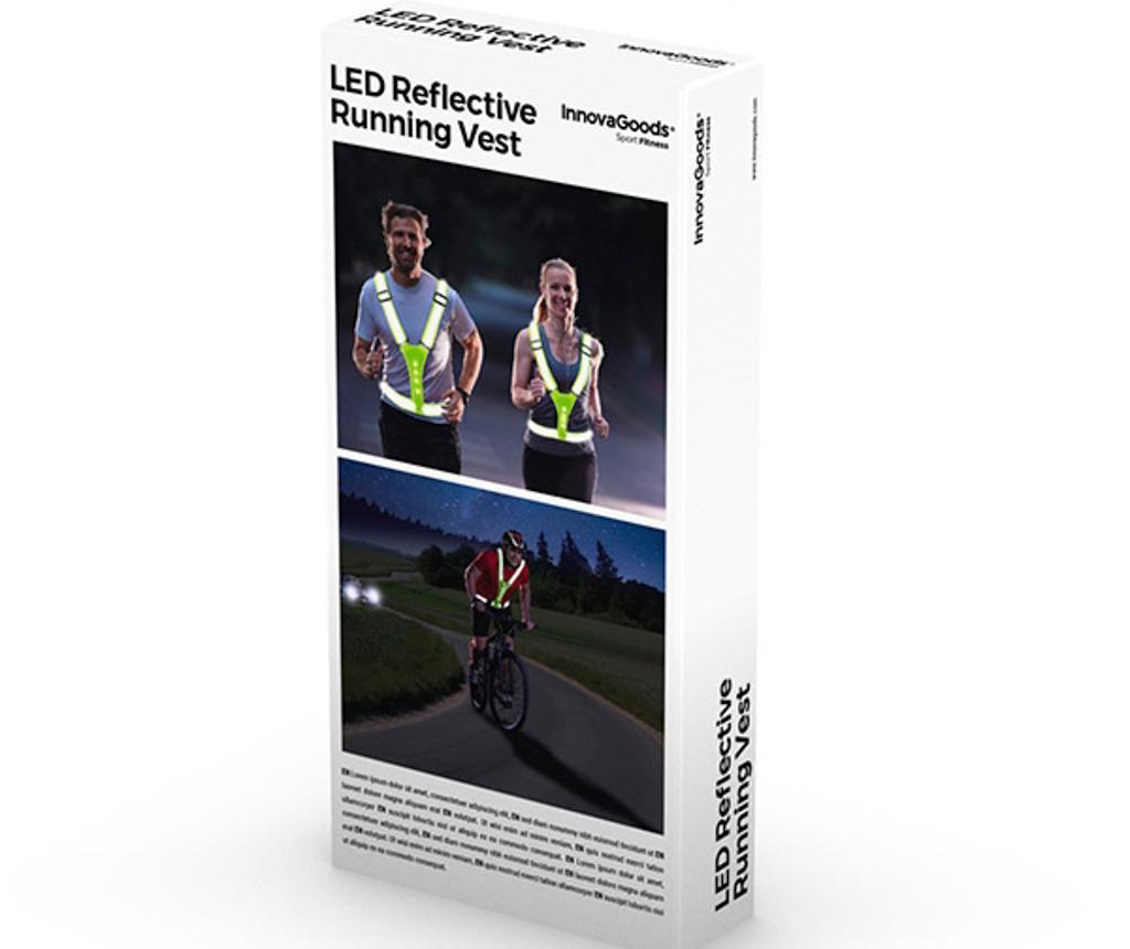 Reflexní sportovní vesta Running