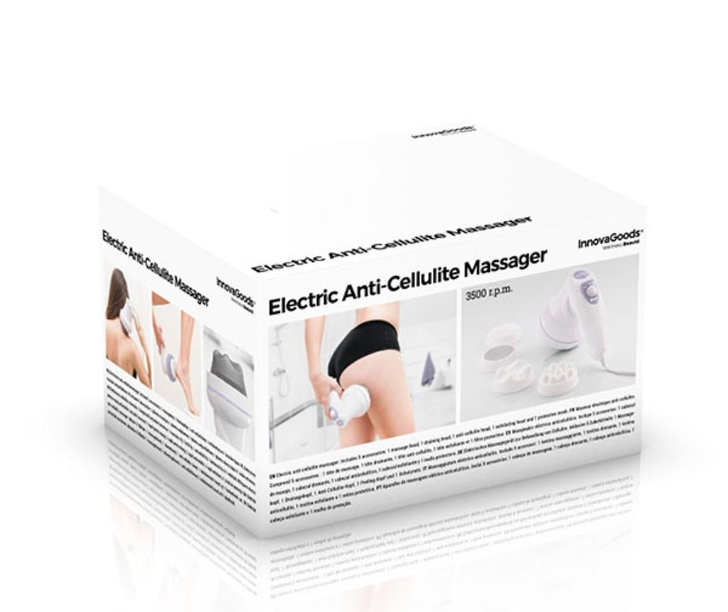 Ženska nega 5 v 1 Electro Cellu Massage