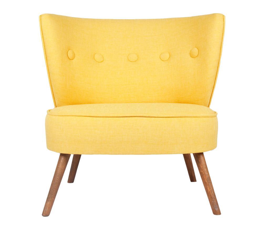 Fotelja Jolene Yellow
