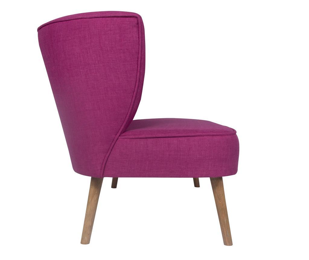 Josephine Purple Kétszemélyes kanapé