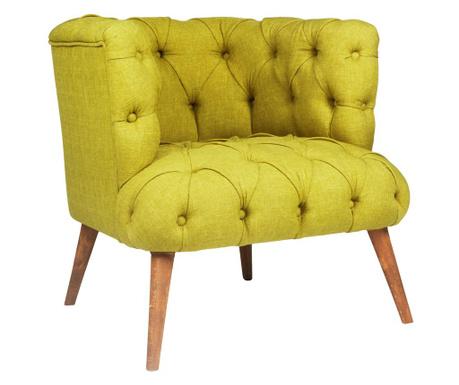 Lynda Pistachio Green Fotel