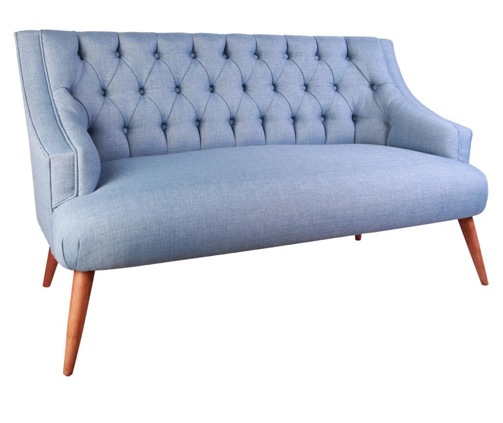 Penelope Indigo Blue Kétszemélyes kanapé