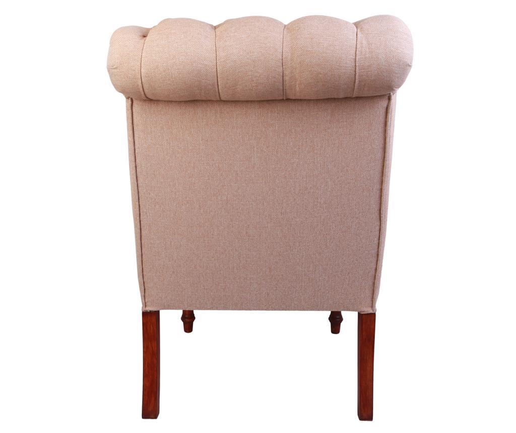 Marsha Light Brown Fotel