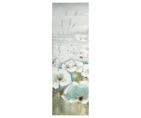 Tablou Cotton Bloom 30x90 cm
