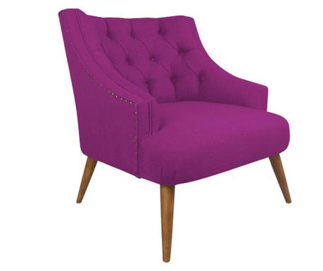 Fotel Santos Purple